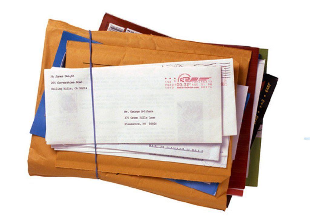 Отправим письма почтой России